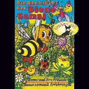 Cover-Bild zu eBook Die Abenteuer der Biene Sumsi, Folge 1: Sumsi und ihre Freunde / Sumsi sammelt Erfahrungen