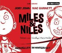 Cover-Bild zu Miles & Niles - Hirnzellen im Hinterhalt