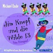 Cover-Bild zu Jim Knopf und die Wilde 13
