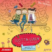 Cover-Bild zu Mein Lotta-Leben. Alles Bingo mit Flamingo! Das Hörbuch