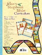 Cover-Bild zu The Jesus Storybook Bible Curriculum Kit Handouts, New Testament von Lloyd-Jones, Sally