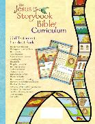 Cover-Bild zu Jesus Storybook Bible Curriculum Kit Handouts, Old Testament von Lloyd-Jones, Sally