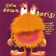 Cover-Bild zu Calm Down Boris von Lloyd, Sam (Illustr.)