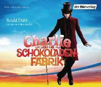 Cover-Bild zu Charlie und die Schokoladenfabrik