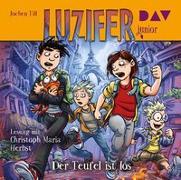 Cover-Bild zu Luzifer junior - Teil 4: Der Teufel ist los