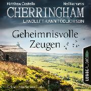 Cover-Bild zu eBook Cherringham - Landluft kann tödlich sein, Folge 33: Geheimnisvolle Zeugen (Ungekürzt)