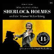 Cover-Bild zu eBook Sherlock Holmes und der Wiener Walzerkönig