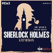 Cover-Bild zu eBook Sherlock Holmes - Krimibox