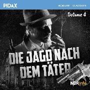 Cover-Bild zu eBook Die Jagd nach dem Täter, Vol. 4