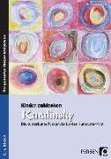 Cover-Bild zu Kinder entdecken Kandinsky von Scheidweiler, Melanie