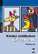 Cover-Bild zu Kinder entdecken Otmar Alt - Foliensatz von Gareis, Ursula