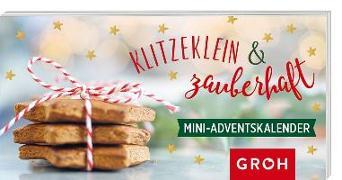 Cover-Bild zu Klitzeklein und zauberhaft. Mini-Adventskalender