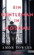 Cover-Bild zu Ein Gentleman in Moskau (eBook) von Towles, Amor