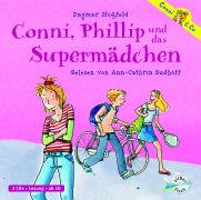 Cover-Bild zu Conni, Phillip und das Supermädchen