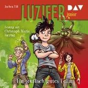 Cover-Bild zu Luzifer junior - Teil 2: Ein teuflisch gutes Team