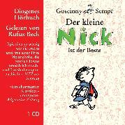 Cover-Bild zu Der kleine Nick ist der Beste