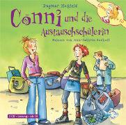Cover-Bild zu Conni und die Austauschschülerin