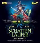 Cover-Bild zu Bund der Schattenläufer - Teil 1: Fuchsfeuer