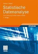 Cover-Bild zu Statistische Datenanalyse von Stahel, Werner