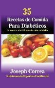 Cover-Bild zu 35 Recetas de Cocina para Diabéticos