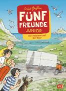 Cover-Bild zu Fünf Freunde JUNIOR - Den Räubern auf der Spur