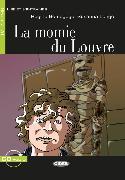 Cover-Bild zu La Momie du Louvre. Buch + Audio-CD von Longo, Susanna