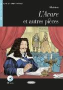 Cover-Bild zu L'Avare et autres pièces von Molière