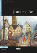 Cover-Bild zu Jeanne d'Arc. Buch + Audio-CD von Bonato, Lucia