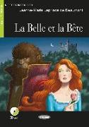 Cover-Bild zu La Belle et la Bête. Buch + Audio-CD von Leprince de Beaumont, Jeanne-Marie