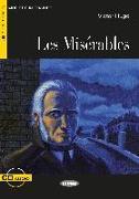 Cover-Bild zu Les Misérables. Buch + Audio-CD von Hugo, Victor