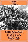Cover-Bild zu 3 Libros para Conocer Novela Social (eBook) von Zola, Émile