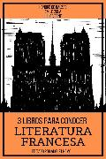 Cover-Bild zu 3 Libros para Conocer Literatura Francesa (eBook) von Zola, Émile