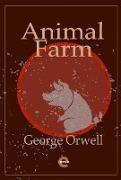 Cover-Bild zu Animal Farm (eBook) von Orwell, George