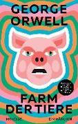 Cover-Bild zu Farm der Tiere von Orwell, George