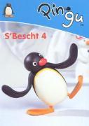 Cover-Bild zu S'BESCHTE VOM PINGU,TEIL 4