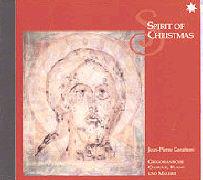 Cover-Bild zu Spirit of Christmas