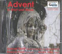 Cover-Bild zu Advent in Wort und Musik