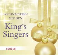 Cover-Bild zu Weihnachten mit den King´s Singers