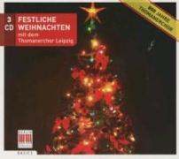 Cover-Bild zu Festliche Weihnacht