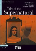 Cover-Bild zu Tales of the Supernatural