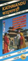 Cover-Bild zu Kathmandu City. 1:10'000