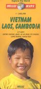 Cover-Bild zu Vietnam, Laos, Cambodia. 1:1'500'000