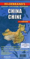 Cover-Bild zu China. 1:5'400'000