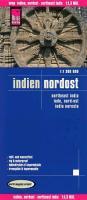 Cover-Bild zu Indien, Nordost. 1:1'300'000