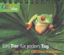 Cover-Bild zu GEOlino - Ein Tier für jeden Tag