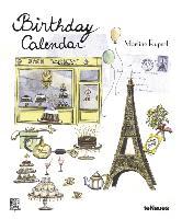 Cover-Bild zu Birthday Calendar Martine Rupert