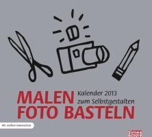 Cover-Bild zu times and more Bastelkalender, silber 2013