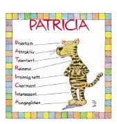Cover-Bild zu Namenskalender Patricia