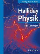 Cover-Bild zu Halliday Physik