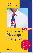 Cover-Bild zu Meetings in English
